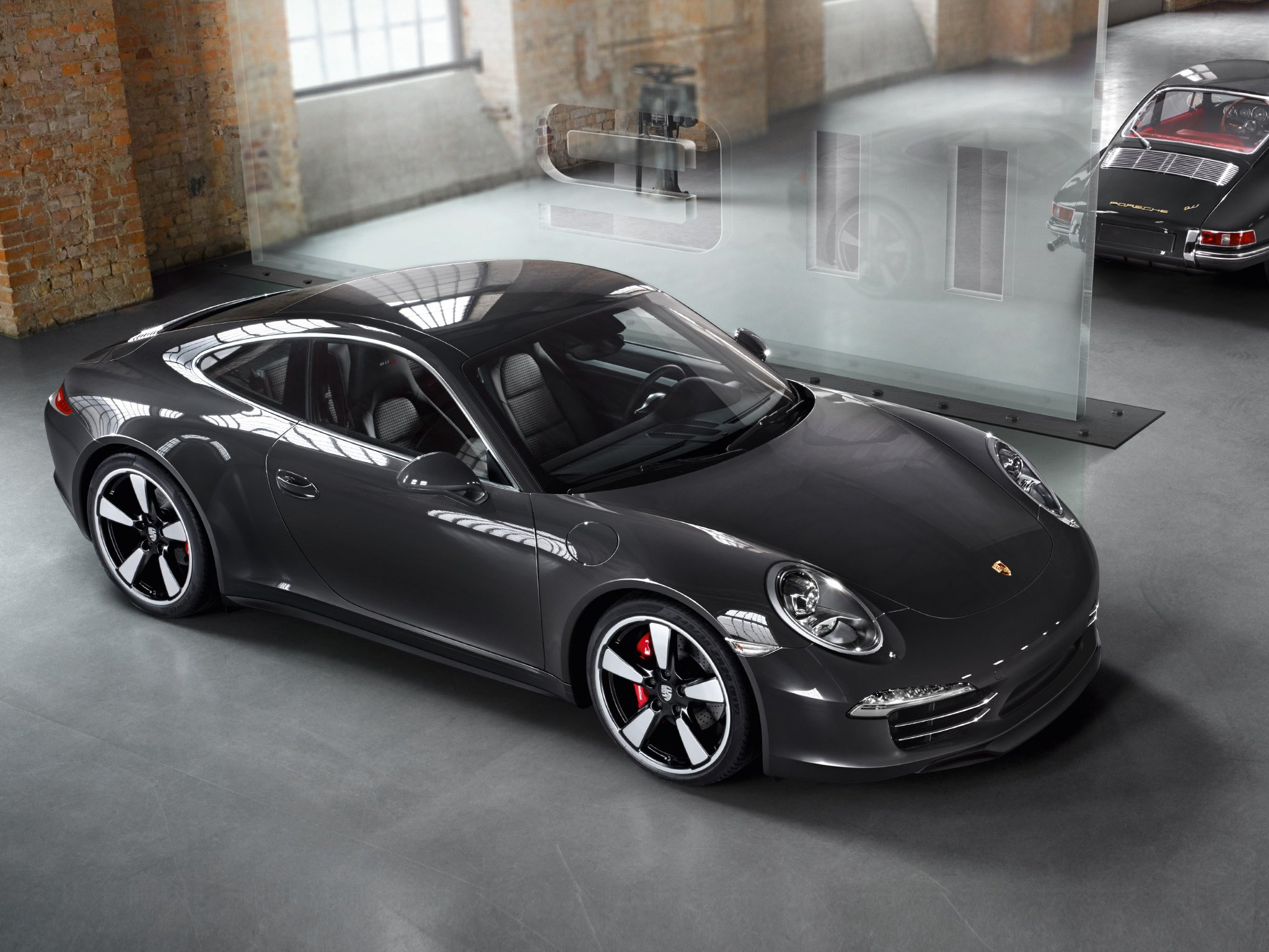 2014 Porsche 911 Carrera 50 Years Edition 991 Supercar F