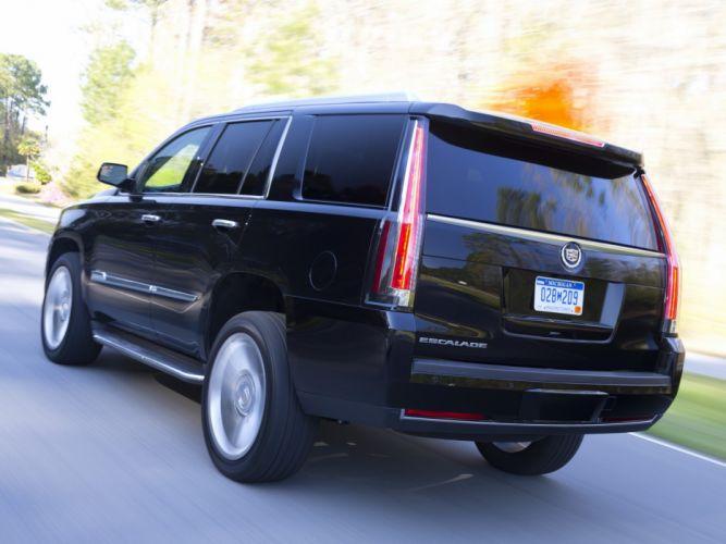 2015 Cadillac Escalade suv luxury t wallpaper
