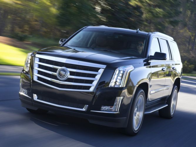 2015 Cadillac Escalade suv luxury t wallpaper