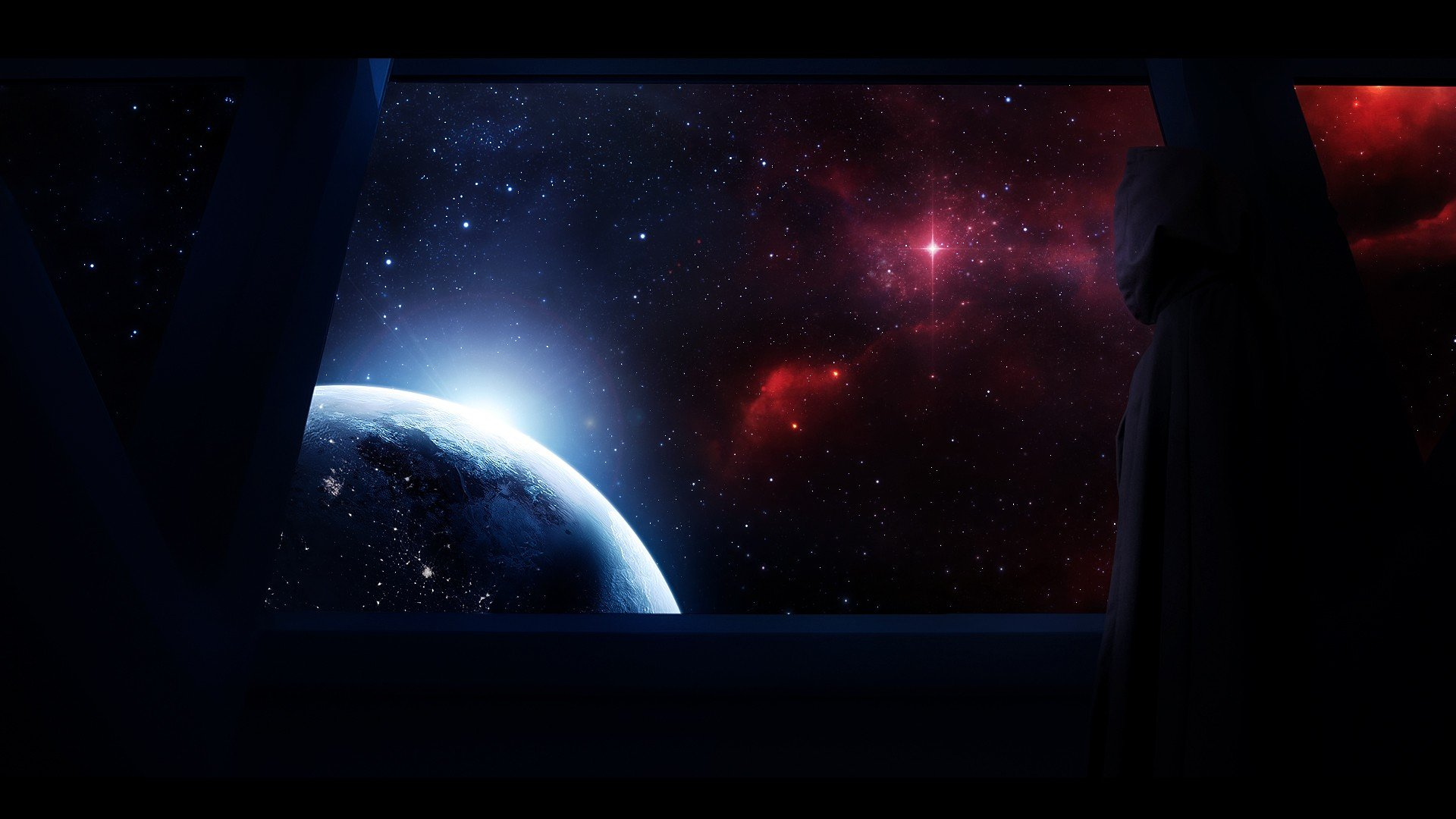 Science Fiction Planets 1920X1080 - Pics about space