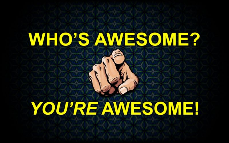 awesomeness motivational posters wallpaper