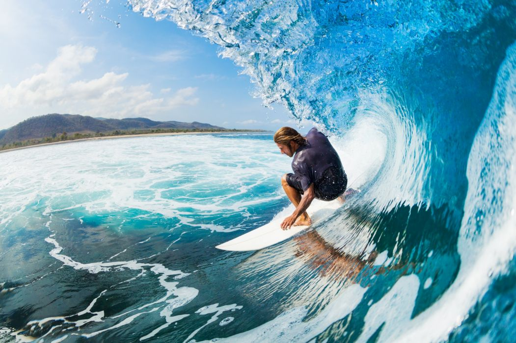 surfing surf ocean sea waves extreme surfer (39) wallpaper