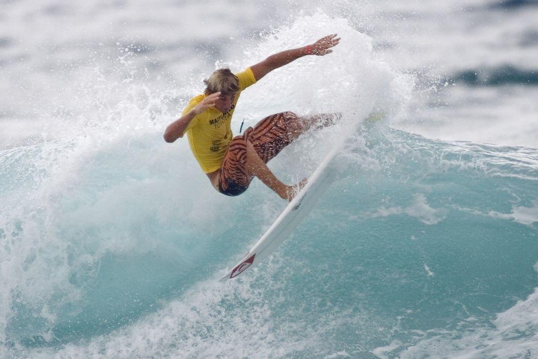 surfing surf ocean sea waves extreme surfer (63) wallpaper