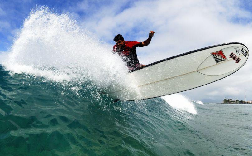 surfing surf ocean sea waves extreme surfer (61) wallpaper