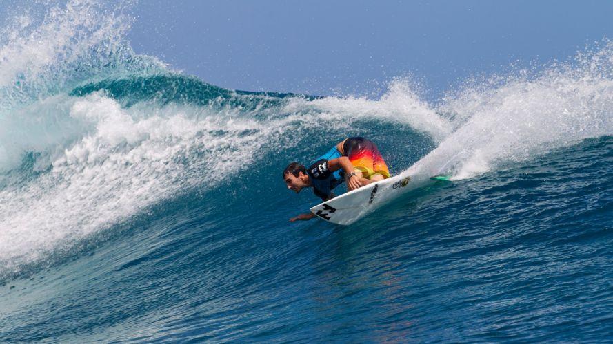 surfing surf ocean sea waves extreme surfer (79) wallpaper