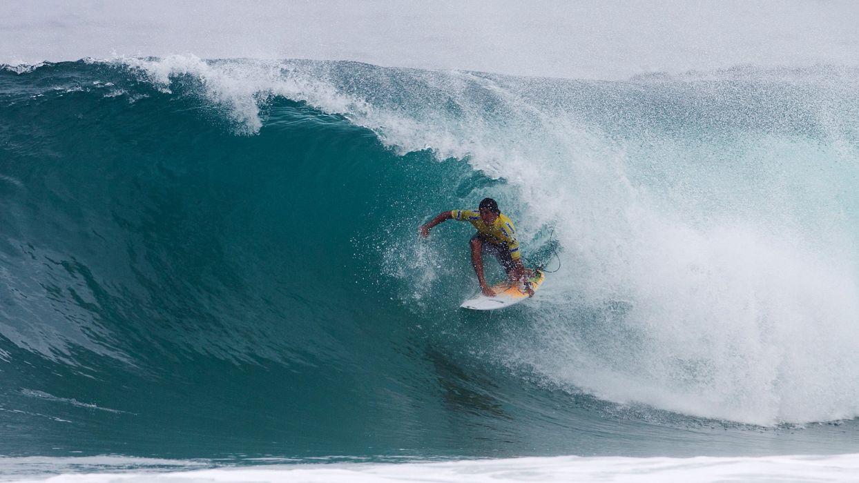 surfing surf ocean sea waves extreme surfer (81) wallpaper