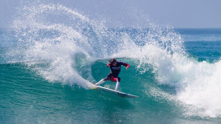 surfing surf ocean sea waves extreme surfer (73) wallpaper