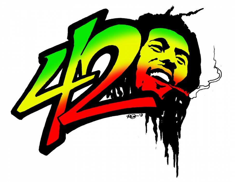 Marijuana 420 weed mary jane drugs (52) wallpaper
