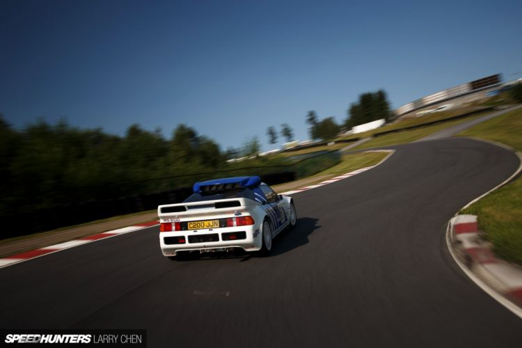 Larry Chen Speedhunters rs200 ford-2 wallpaper