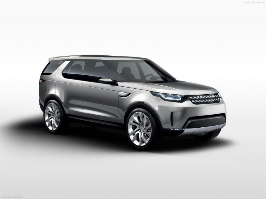 Land Rover-Discovery Vision Concept 2014 1600x1200 wallpaper 07 wallpaper