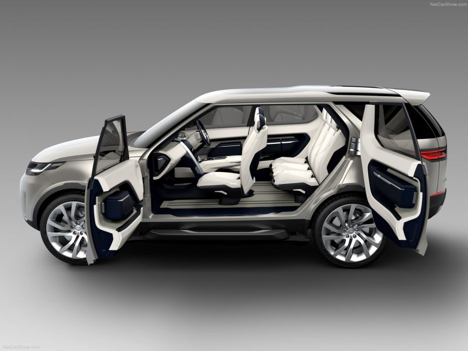 Land Rover-Discovery Vision Concept 2014 1600x1200 wallpaper 09 wallpaper