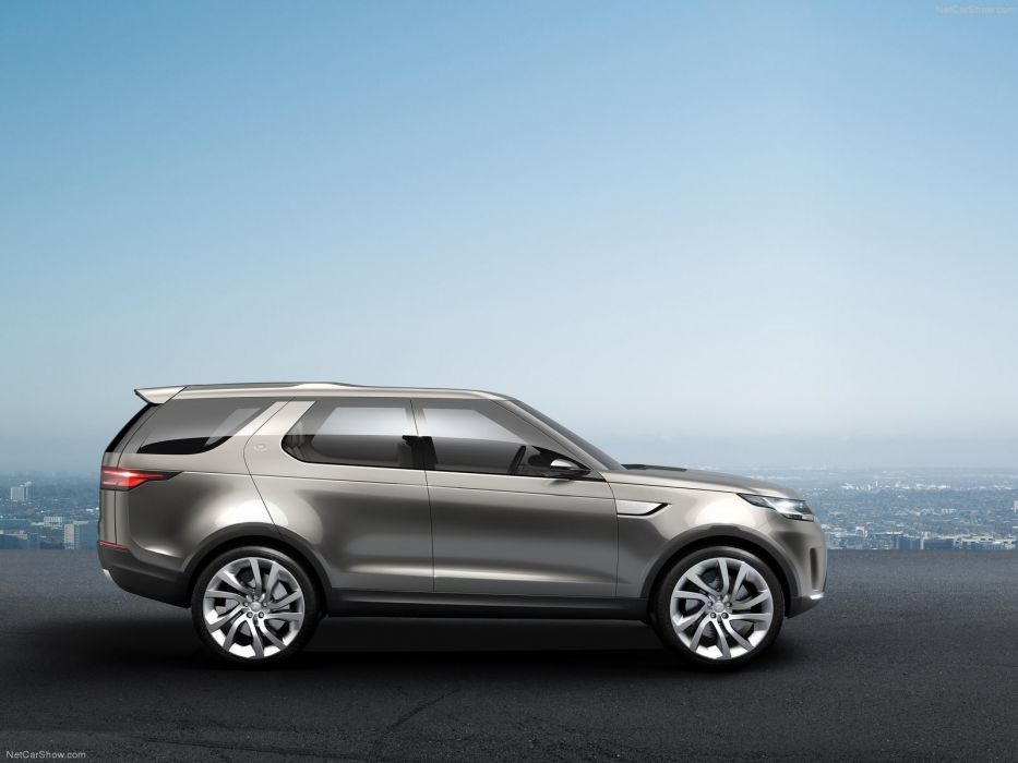 Land Rover-Discovery Vision Concept 2014 1600x1200 wallpaper 02 wallpaper