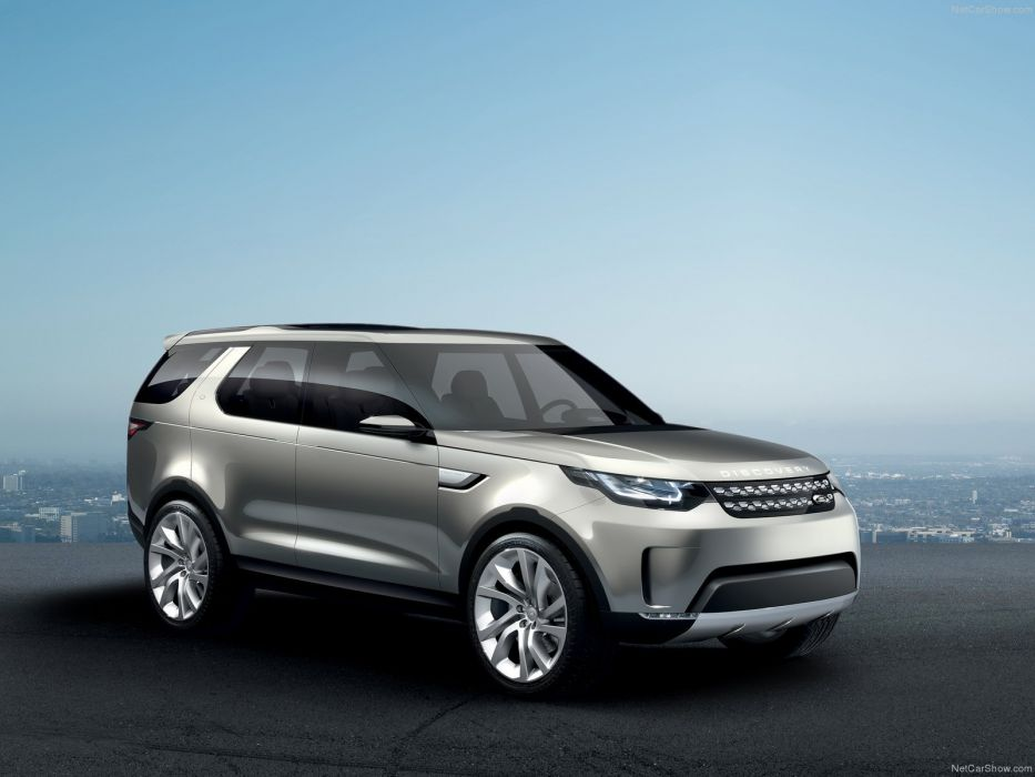 Land Rover-Discovery Vision Concept 2014 1600x1200 wallpaper 01 wallpaper