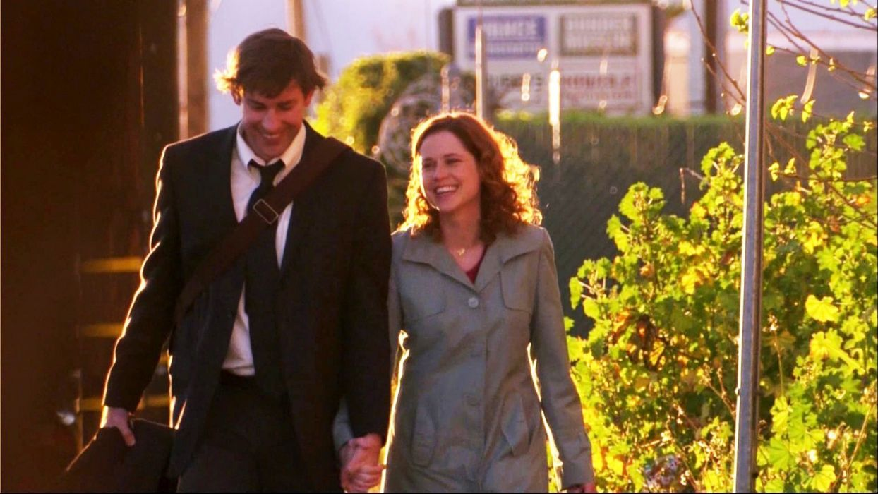 THE OFFICE sitcom comedy television series (6) wallpaper