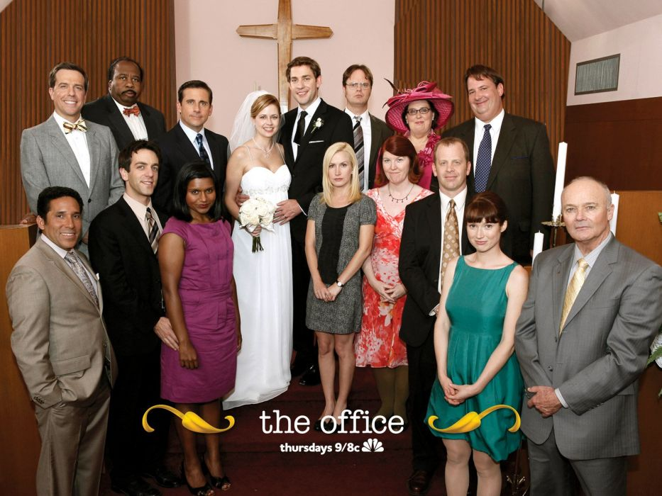 THE OFFICE sitcom comedy television series (1) wallpaper