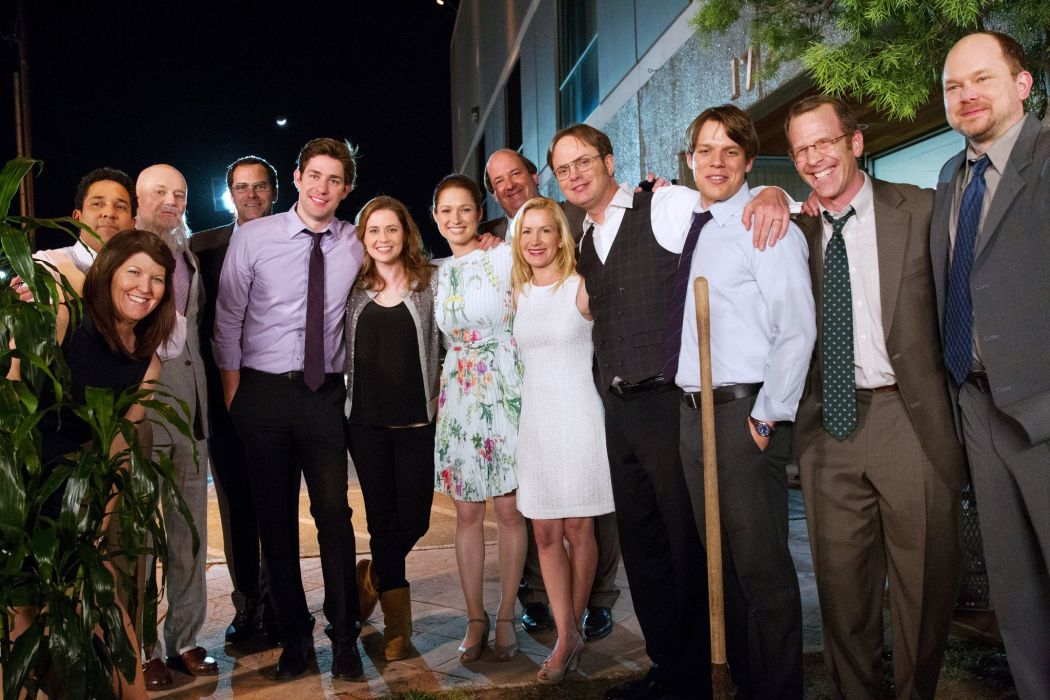 THE OFFICE sitcom comedy television series (22) wallpaper