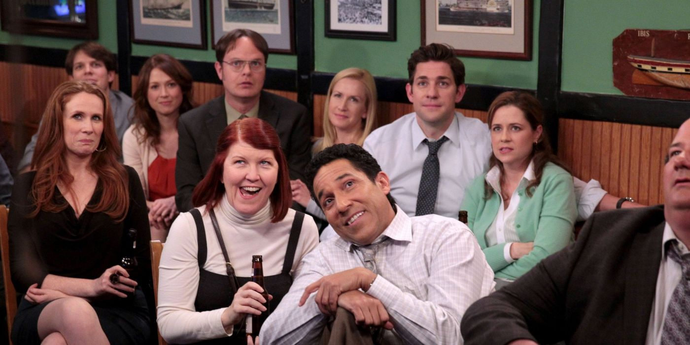 THE OFFICE sitcom comedy television series (19) wallpaper