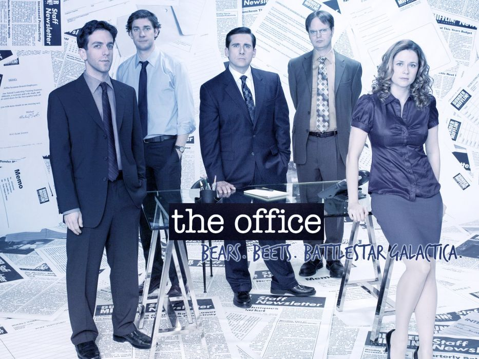 THE OFFICE sitcom comedy television series (15) wallpaper