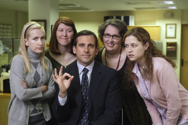 THE OFFICE sitcom comedy television series (14) wallpaper