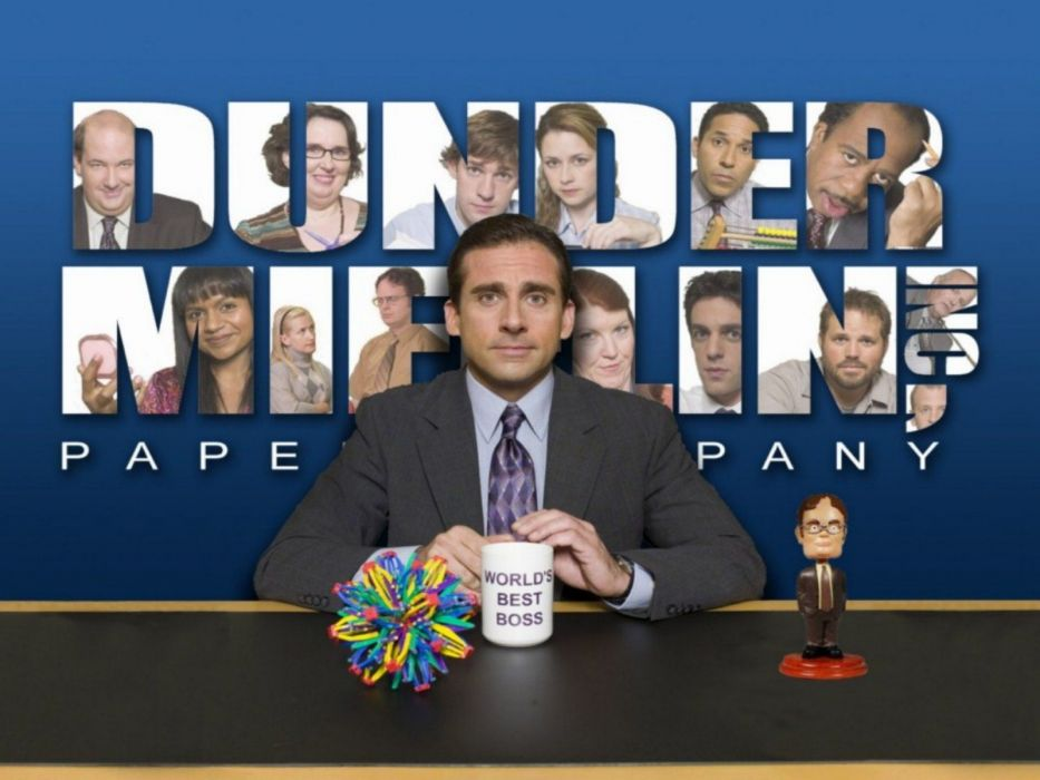 THE OFFICE sitcom comedy television series (29) wallpaper