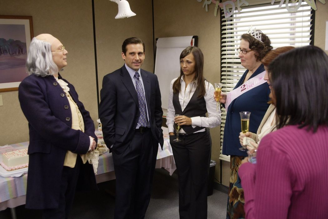 THE OFFICE sitcom comedy television series (24) wallpaper