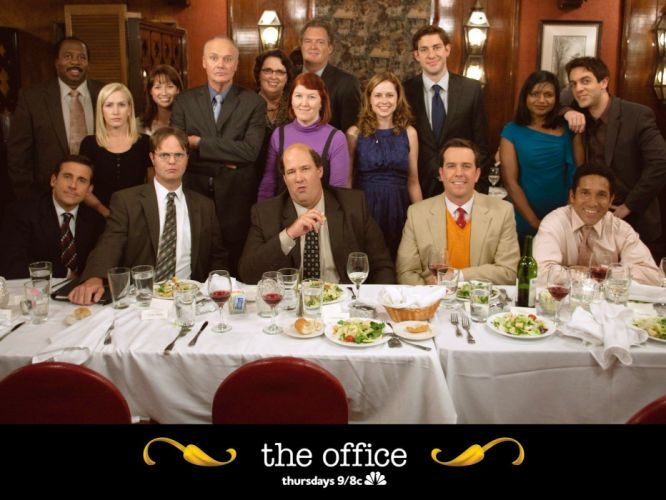 THE OFFICE sitcom comedy television series (46) wallpaper