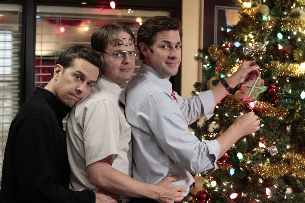 THE OFFICE sitcom comedy television series (35) wallpaper