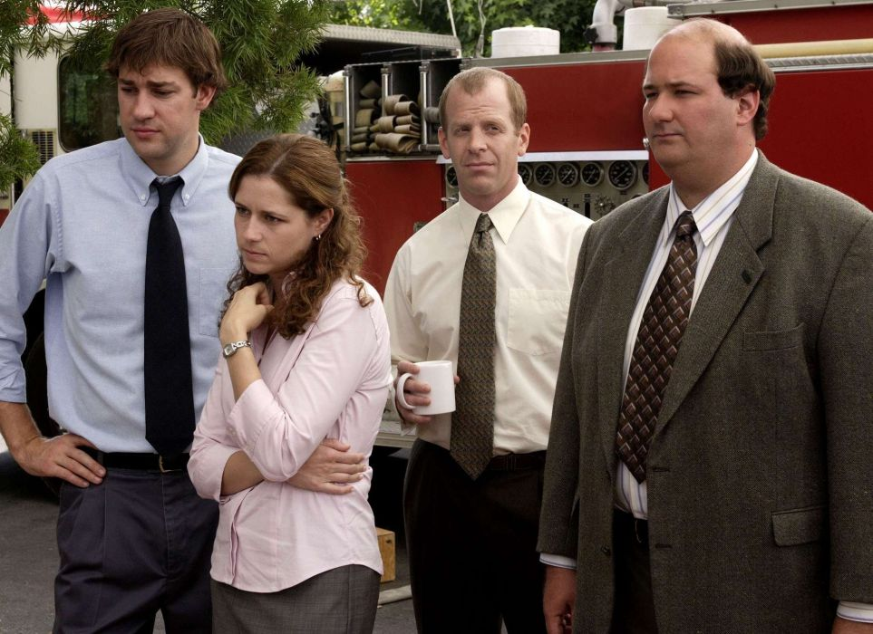 THE OFFICE sitcom comedy television series (39) wallpaper