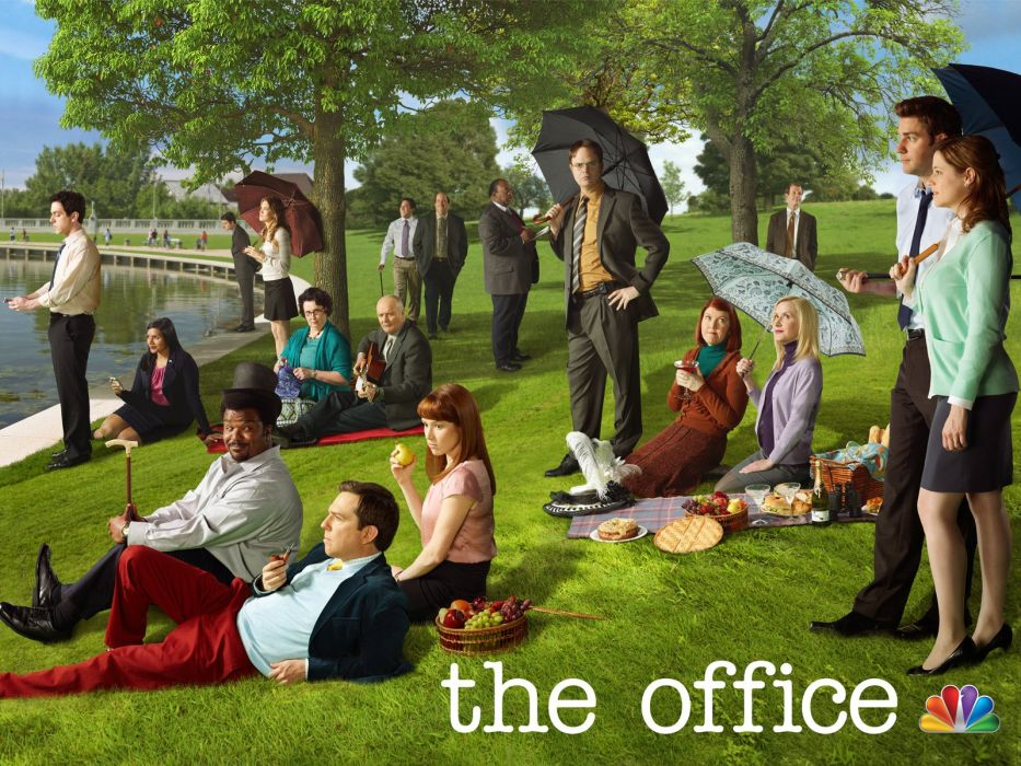 THE OFFICE sitcom comedy television series (58) wallpaper