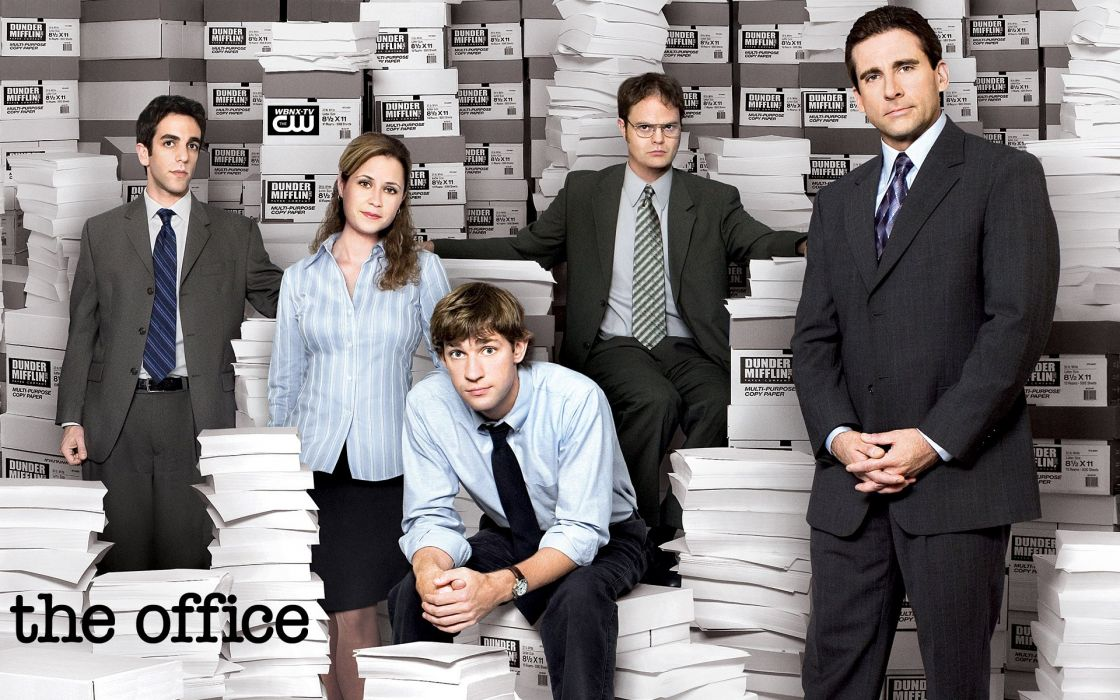 THE OFFICE sitcom comedy television series (50) wallpaper