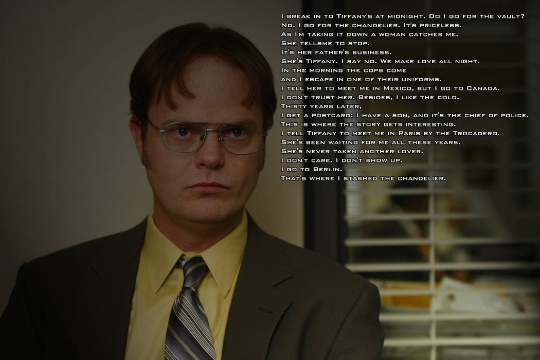 THE OFFICE sitcom comedy television series (48) wallpaper