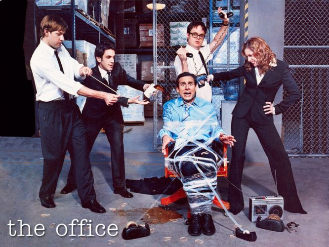 THE OFFICE sitcom comedy television series (64) wallpaper