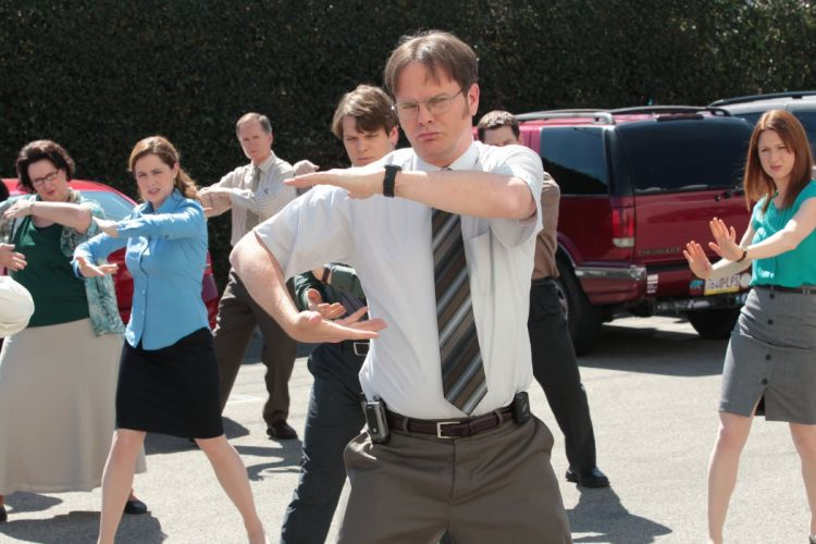 THE OFFICE sitcom comedy television series (77) wallpaper