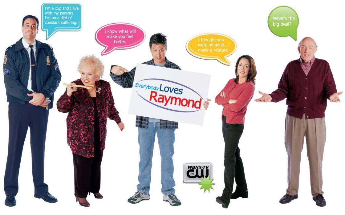 EVERYBODY LOVES RAYMOND television series comedy sitcom (18) wallpaper