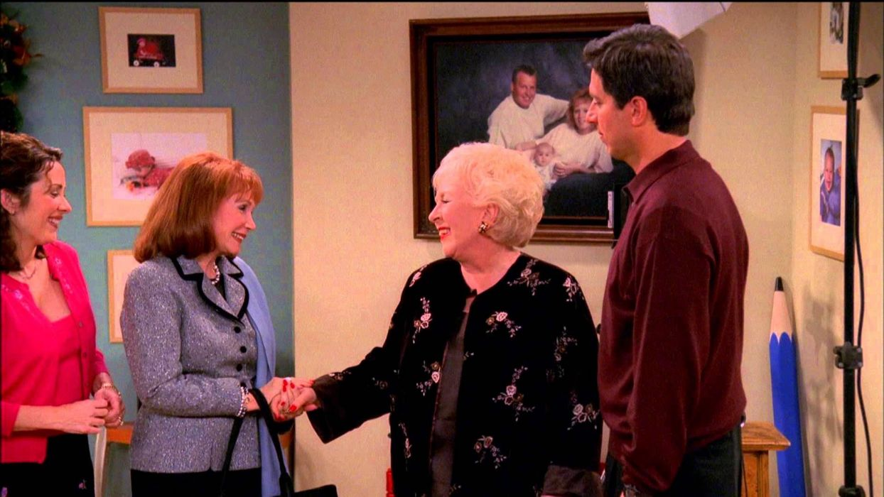 EVERYBODY LOVES RAYMOND television series comedy sitcom (27) wallpaper