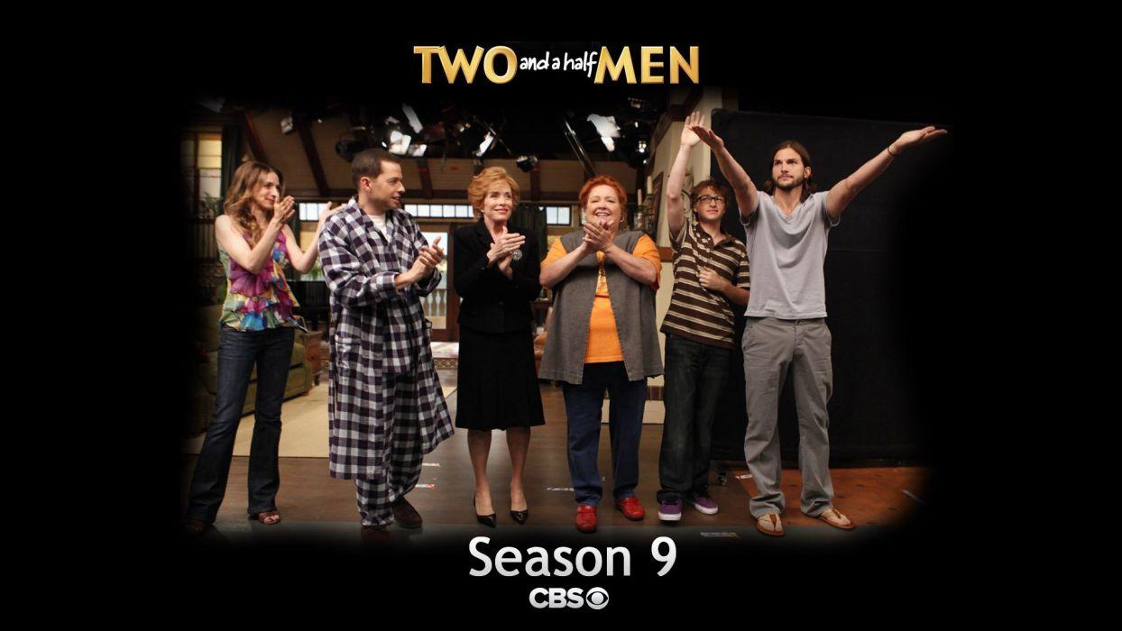 Two-And-A-Half-Men comedy sitcom television series two half men (22) wallpaper