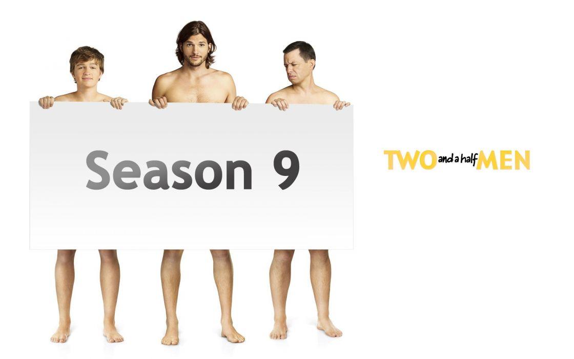 Two-And-A-Half-Men comedy sitcom television series two half men (44) wallpaper