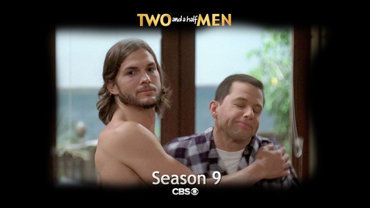 Two-And-A-Half-Men comedy sitcom television series two half men (45) wallpaper