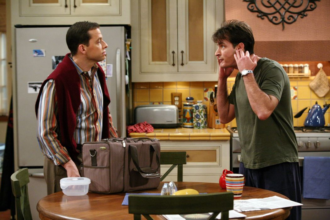 Two-And-A-Half-Men comedy sitcom television series two half men (39) wallpaper