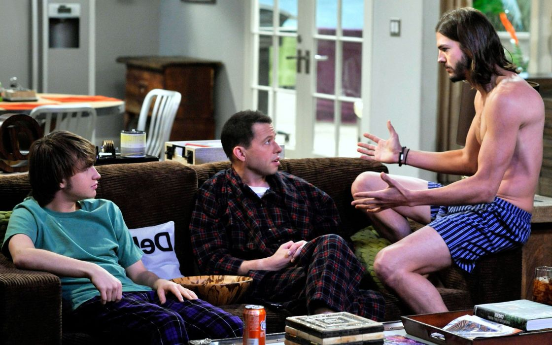 Two-And-A-Half-Men comedy sitcom television series two half men (41) wallpaper