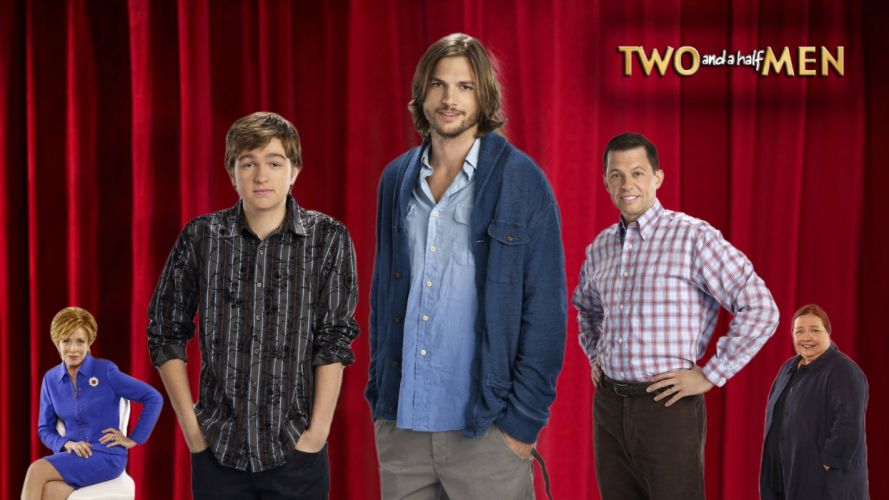 Two-And-A-Half-Men comedy sitcom television series two half men (73) wallpaper