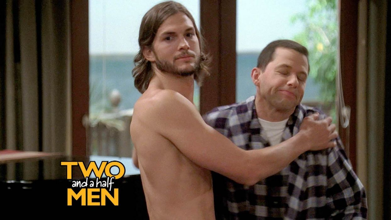 Two-And-A-Half-Men comedy sitcom television series two half men (79) wallpaper