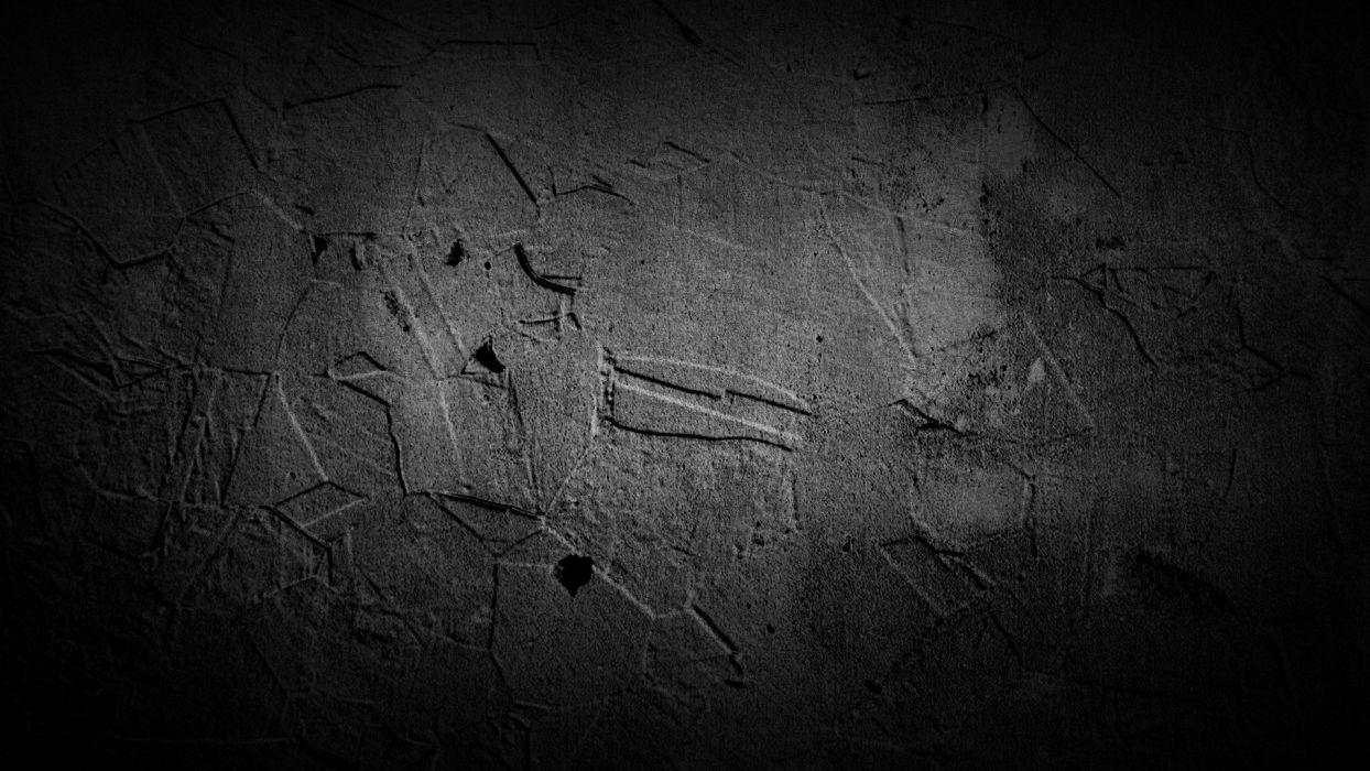 black grunge stones textures wallpaper