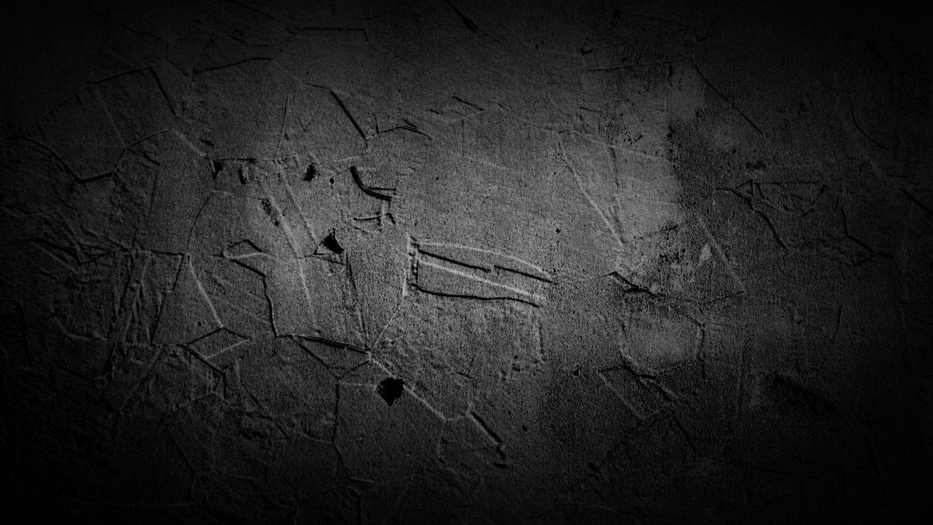 Grunge Textured Wallpaper Black Grunge Stones Textures