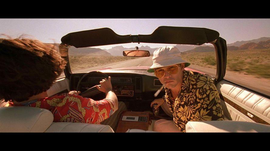 movies Fear and Loathing in Las Vegas screenshots Johnny Depp wallpaper