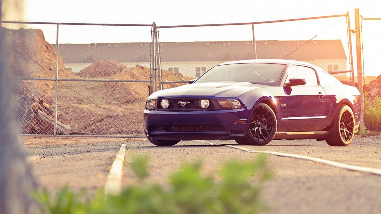 cars muscle cars Ford Mustang wallpaper