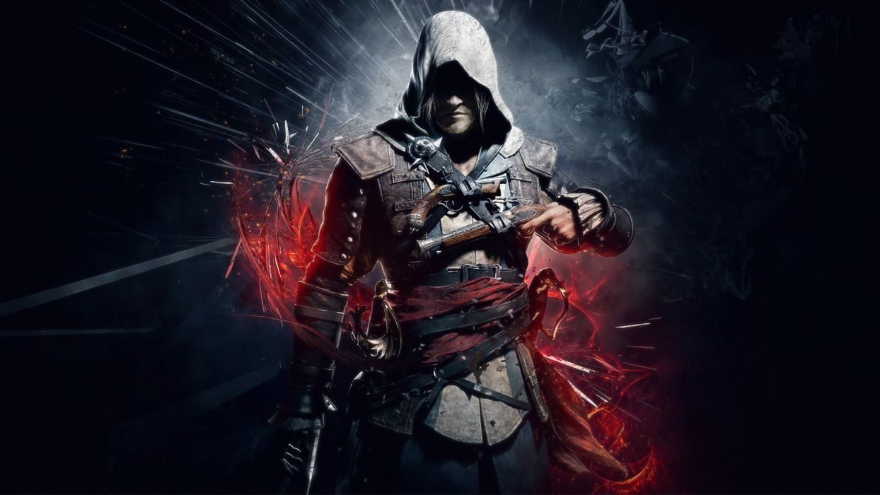 Assassins Creed Black Flag Assassins Creed 4 Black Flag Edward