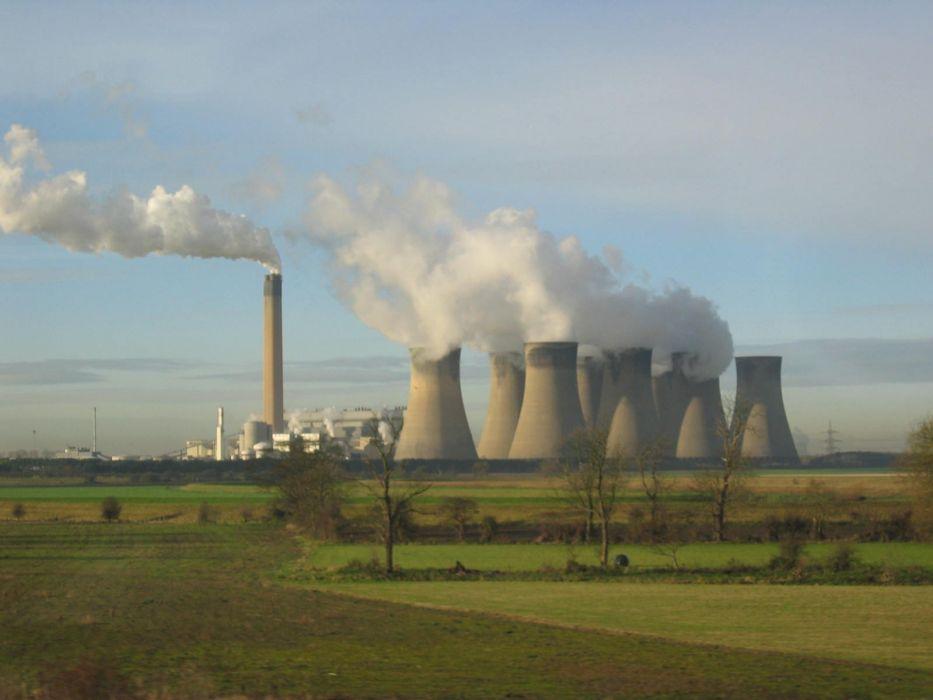 Architecture Nuclear Power Plants Industrial Plants