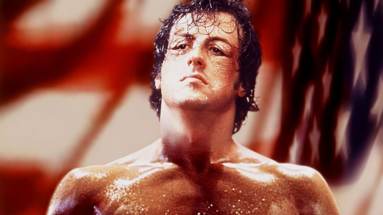 men Rocky Balboa actors Rocky the movie Sylvester Stallone rocky wallpaper