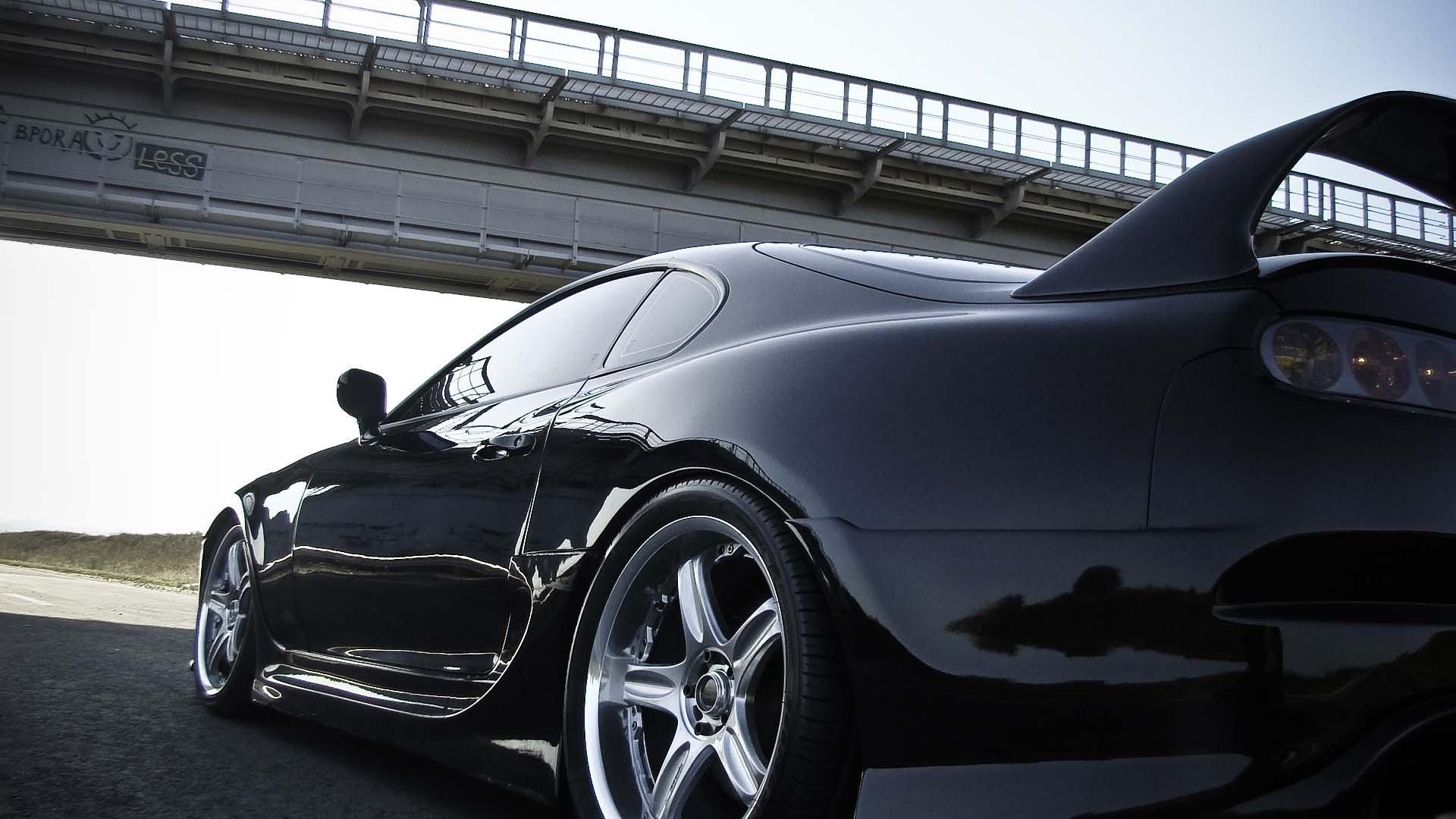 Toyota Supra Crystal City Car 2013 | El Tony